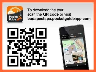 Let Budapest spas talk to you with PocketGuide!
